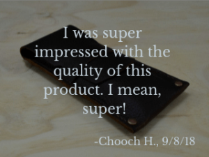 Brown Cigar Case Review