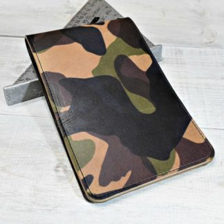 Pinehurst Camo Scorecard Holder