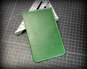 Augusta Green Scorecard Holder