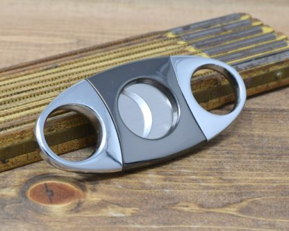 Cigar Cutter in Gunmetal