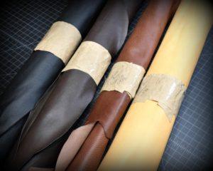 Minerva Box Leather Rolls