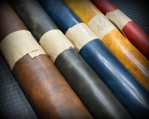 Badalassi Carlo Waxy Leather Rolls