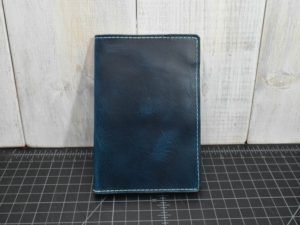 St. Andrews Scorecard Holder in Rustic Turquoise