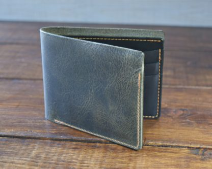 The Classic Bifold - Stone Grey