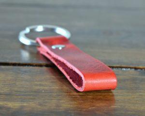 Key Ring Red
