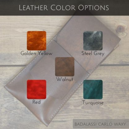 Waxy Color Palette - Cigar Pouch