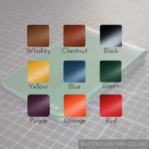 Augusta Buttero Color Options