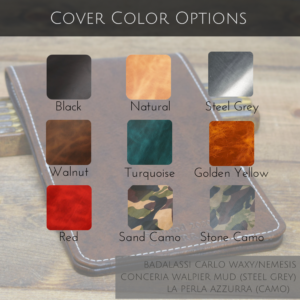 Pinehurst Cover Colors